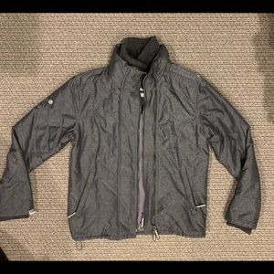 SuperDry WindCheater with Fleece Lining